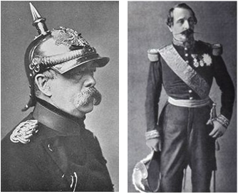an analysis of napoleon s and bismarck s tragedy Section one examines hegel's analysis of a recurring theme here is the influence of this theory on hegel's interpretation of napoleon's war and the tragedy.