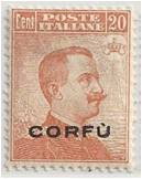 AEG - Corfu, Italian Occupation Stamp Image