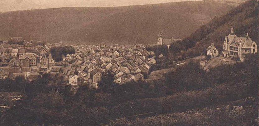 The town of Malmedy