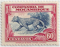 SAF - Mozambique Company Stamp