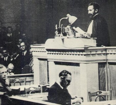 Haile Selassie I, Address to the League of Nations, 30 Jun, 1936