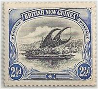 PAC - British New Guinea Stamp