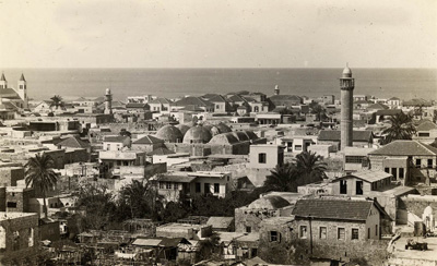 Latakia in the 1930s