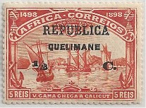 SAF - Quelimane, Portuguese Colony Stamp