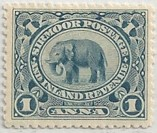 IND - Sirmoor Stamp