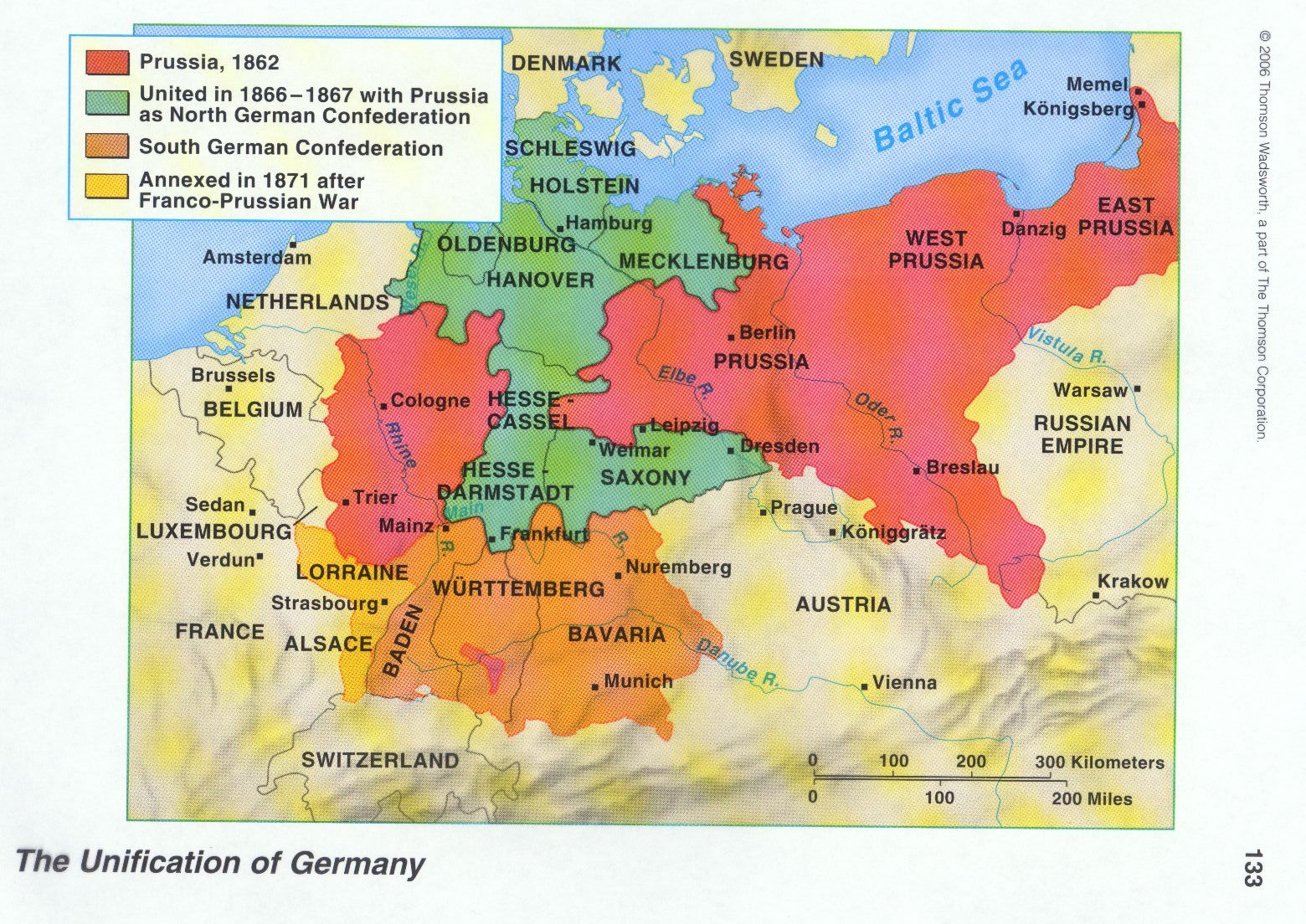 Map Of Germany 1870.North German Confederation 1866 1871 Dead Country Stamps And